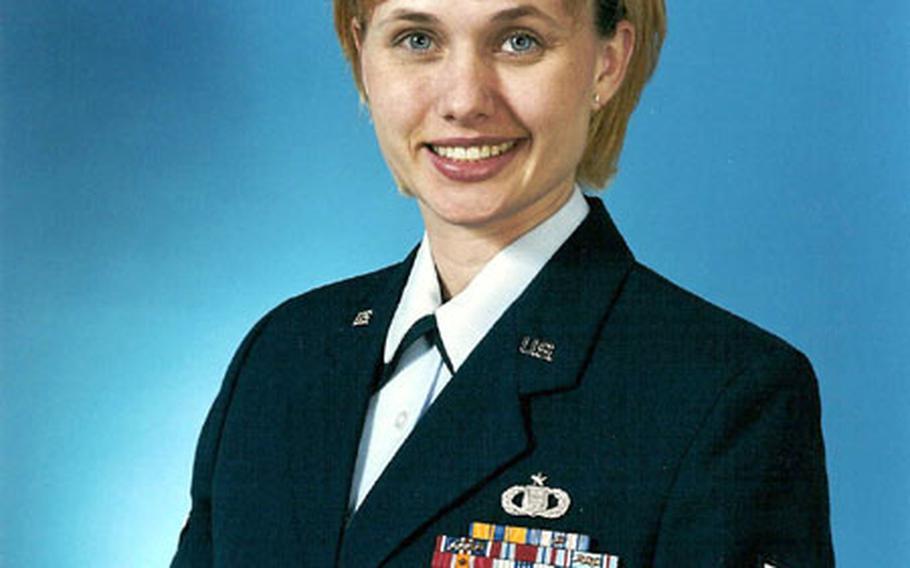 Tech. Sgt. Tara A. Marta.