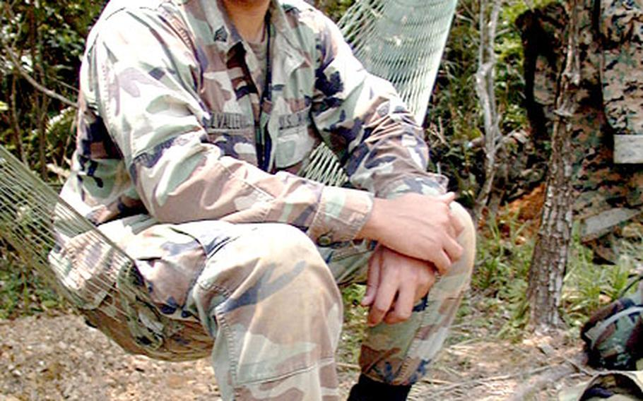 Marine Sgt. Luis Del Valle