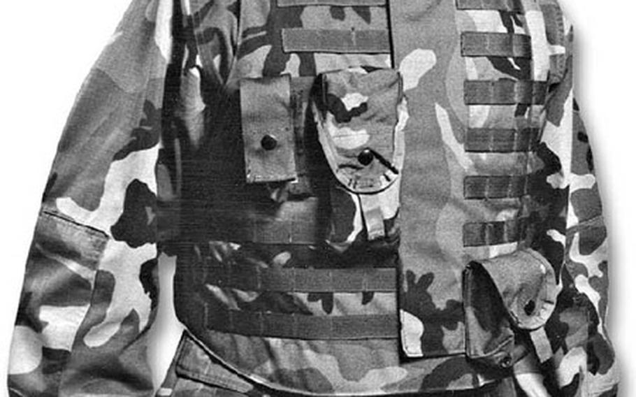 Interceptor body armor system.
