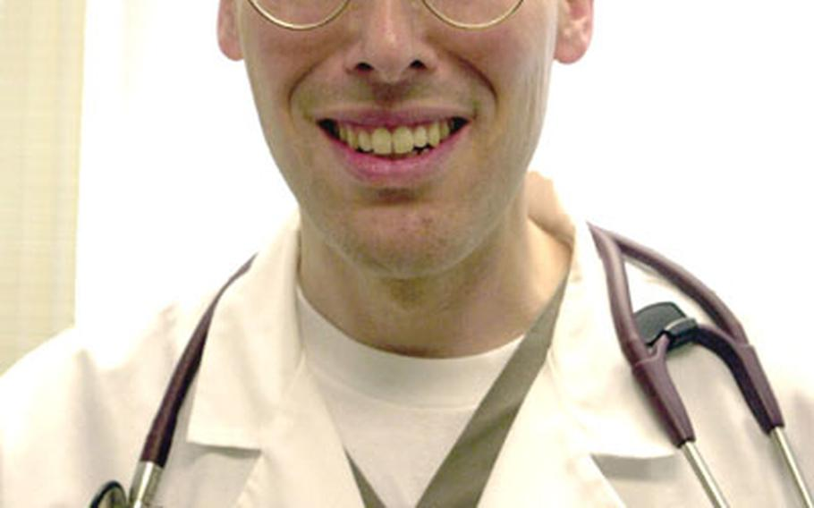 Lt. Cmdr. David P. Murphy