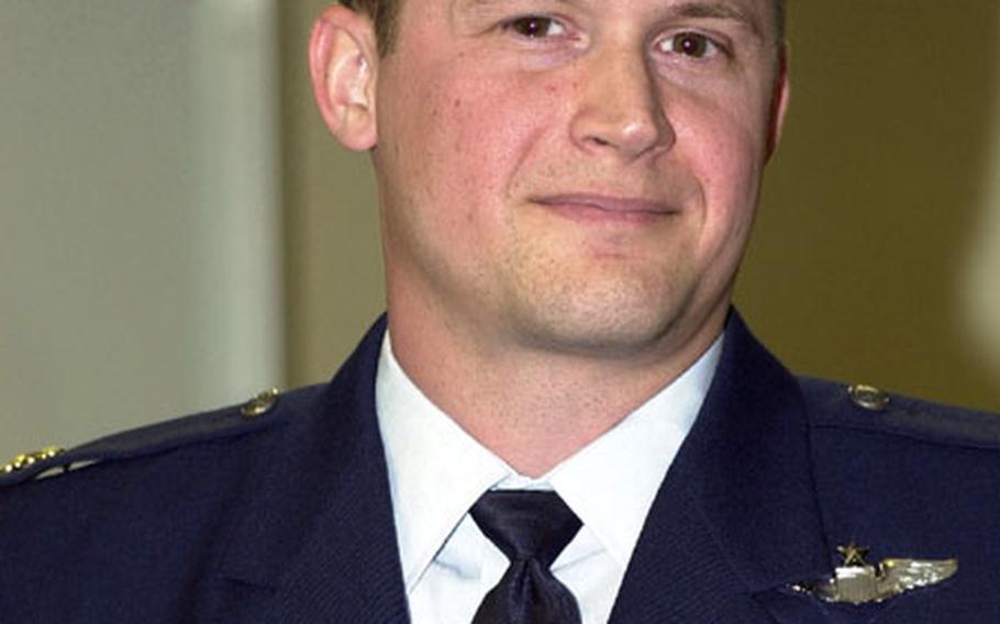 Maj. Brad Lyons.