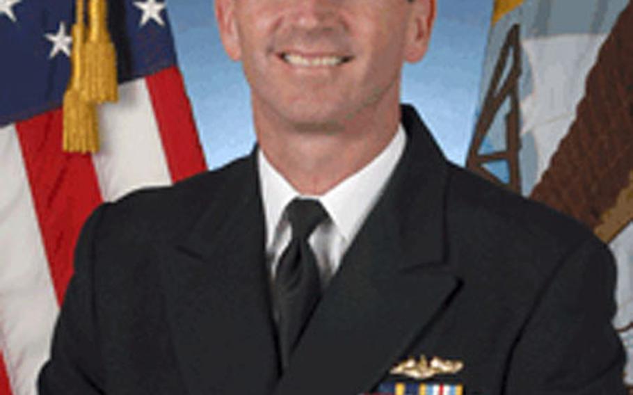Vice Adm. Jonathan W. Greenert.