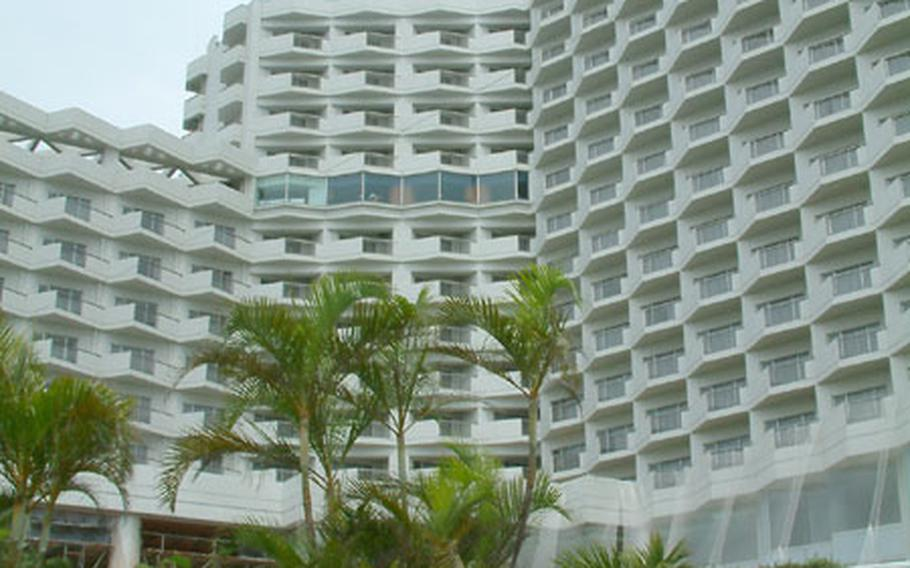 The Hotel Grand Mer, built in 1992, will finally open for business this summer in Okinawa City. All 302 rooms have an ocean view and special discounts will be offered to U.S. servicemembers and their families.
