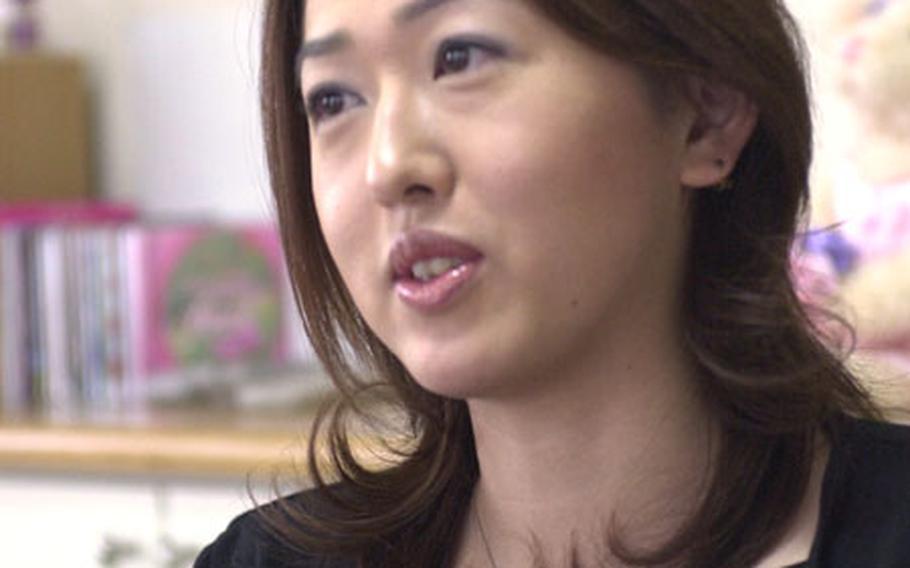 Yuri Aoki.