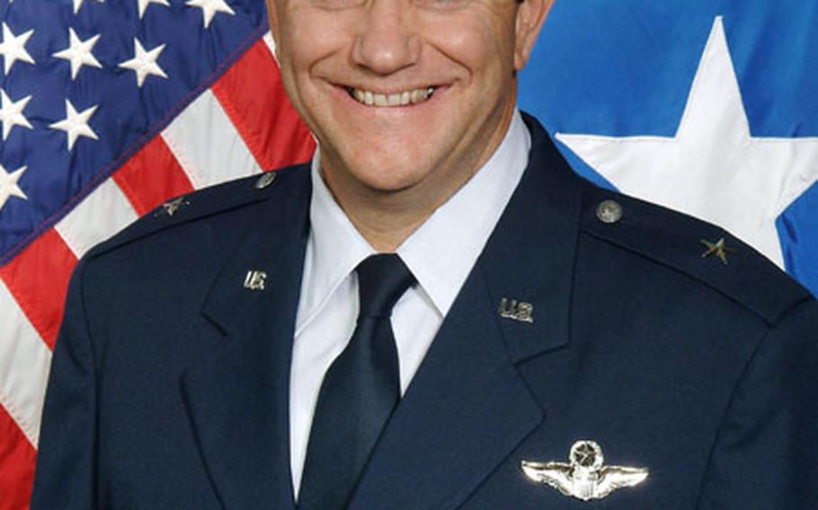 Brig. Gen. Philip M. Breedlove.