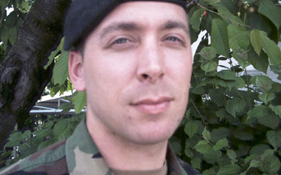 Sgt. Samuel Provance.
