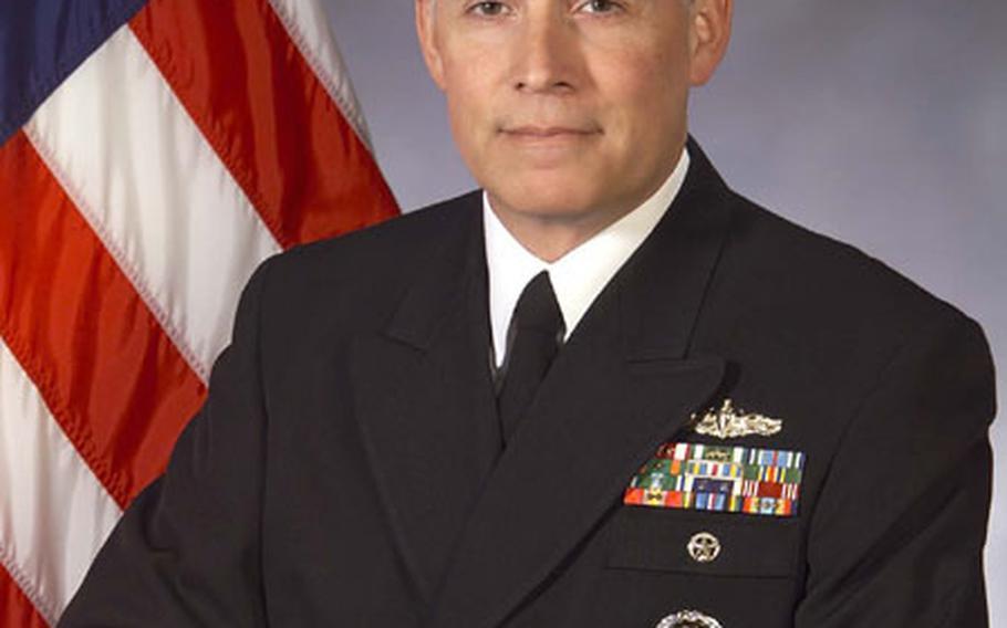 Capt. David K. Wright.