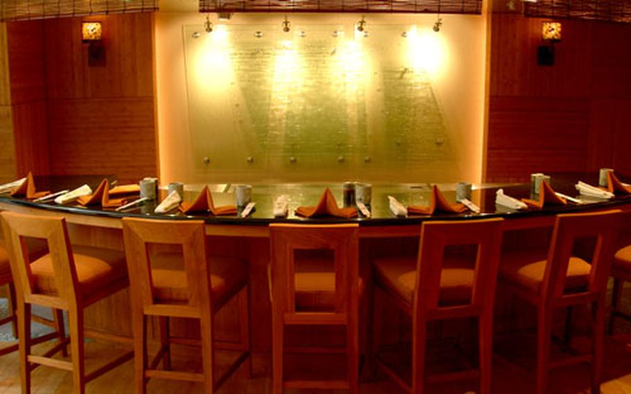 The Kikuya Japanese restaurant has doubled its seating capacity and revamped its decor after more than a year spent on renovating and relocating.