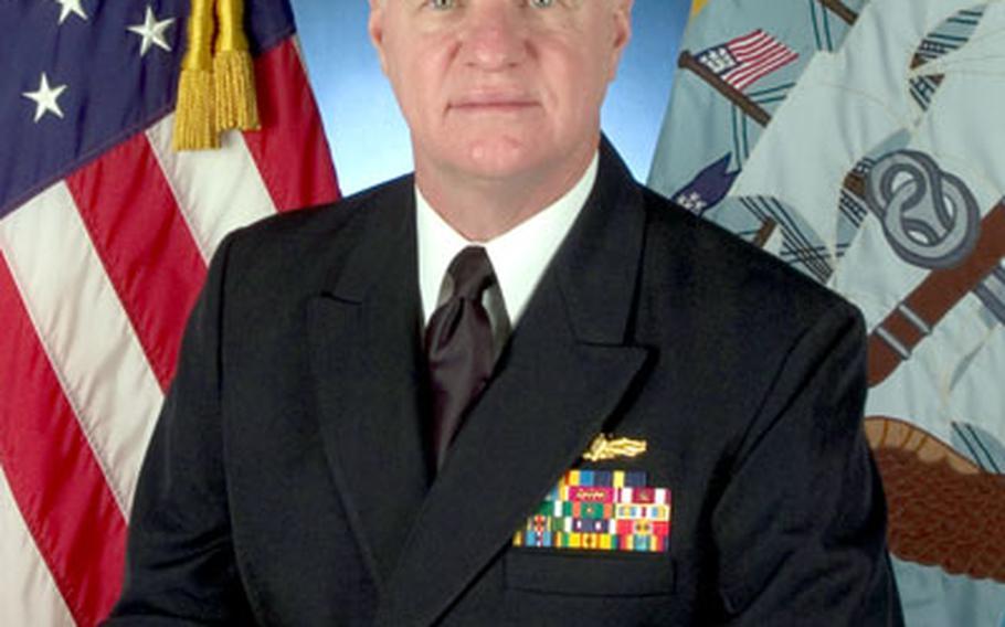 Pacific Fleet Commander Adm. Gary Roughead has made anti-submarine warfare his biggest priority.