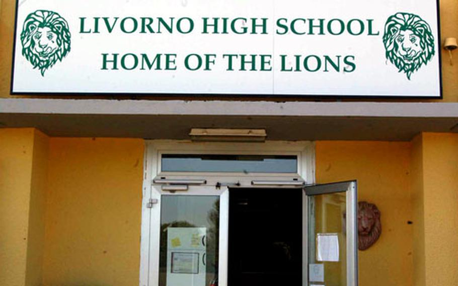Livorno High School, which opened in 1954, will close its doors after the current school year, a move that has upset many parents, students and teachers.