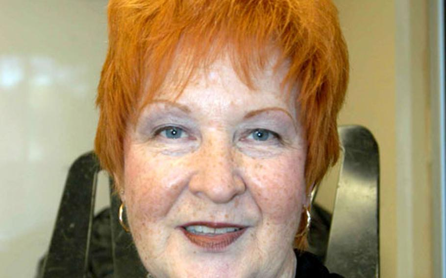 Teacher Kathleen Hall has been at Livorno since 1994.