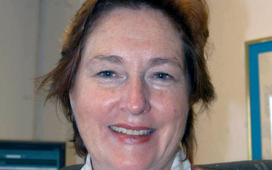 Livorno High School principal Cathy Magni knows that the school can't provide all the options for students that a larger school can, but says the school's size has some benefits.