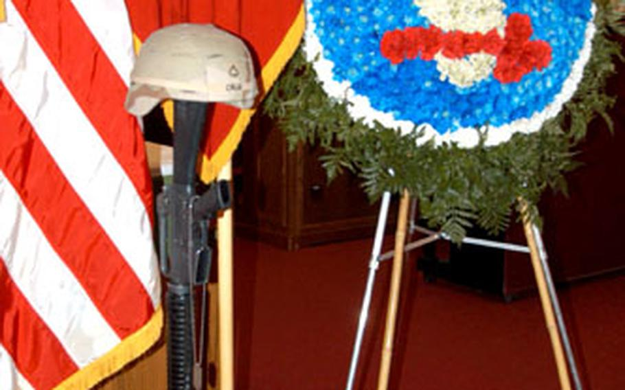 Memorial services at Caserma Ederle for servicemembers killed in Afghanistan have been all too common this year. Sixteen members of the Southern European Task Force (Airborne) have died since the unit took command of Combined Joint Task Force-76 in March.