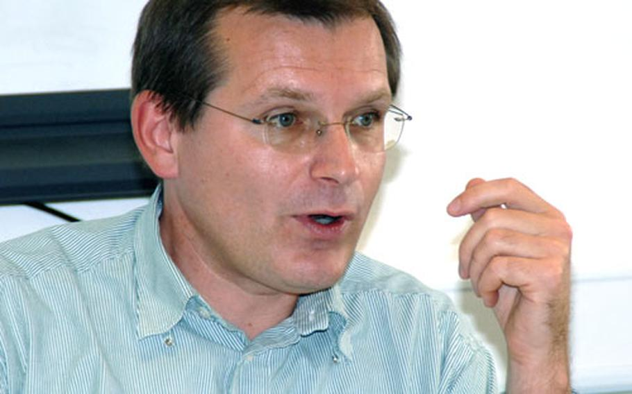 Jiri Sedivy, a professor at the Marshall Center, has been named minister of defense for the Czech Republic.