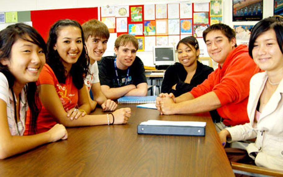 Nile C. Kinnick High School students take Continuous School Improvement into their own hands in a student-led program to improve academic performance.