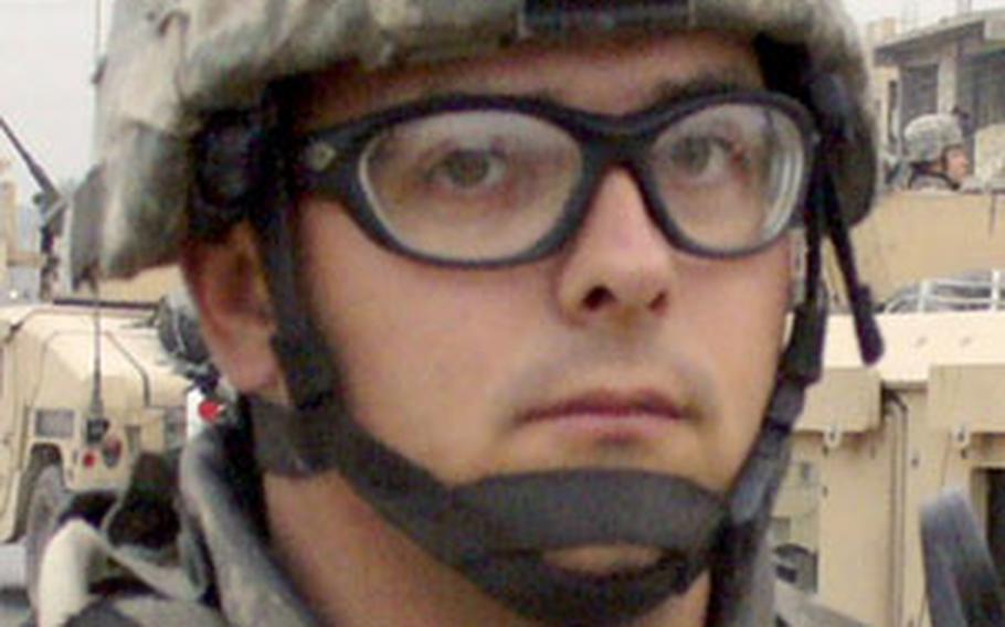 Staff Sgt. Garth D. Sizemore
