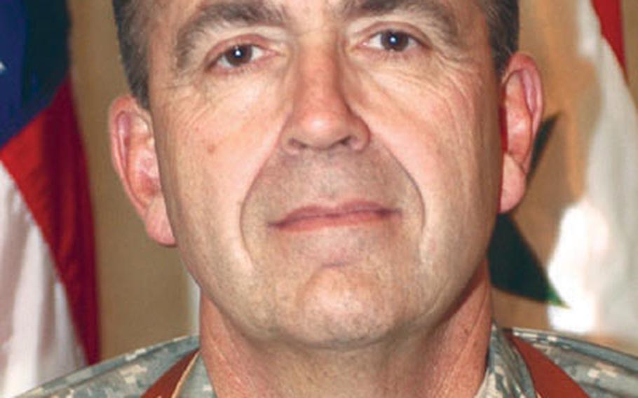Lt. Gen. Peter Chiarelli