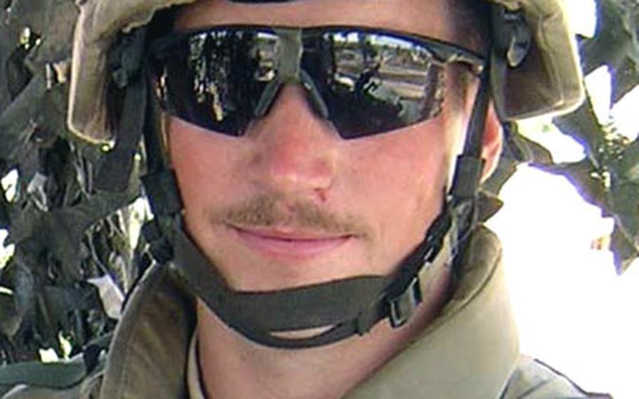 Tech Sgt. Matthew Walter