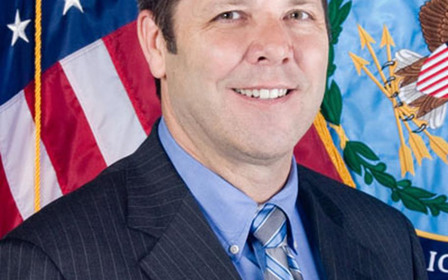 Marc Mossburg was named chief of curriculum for the Department of Defense Education Activity last month.
