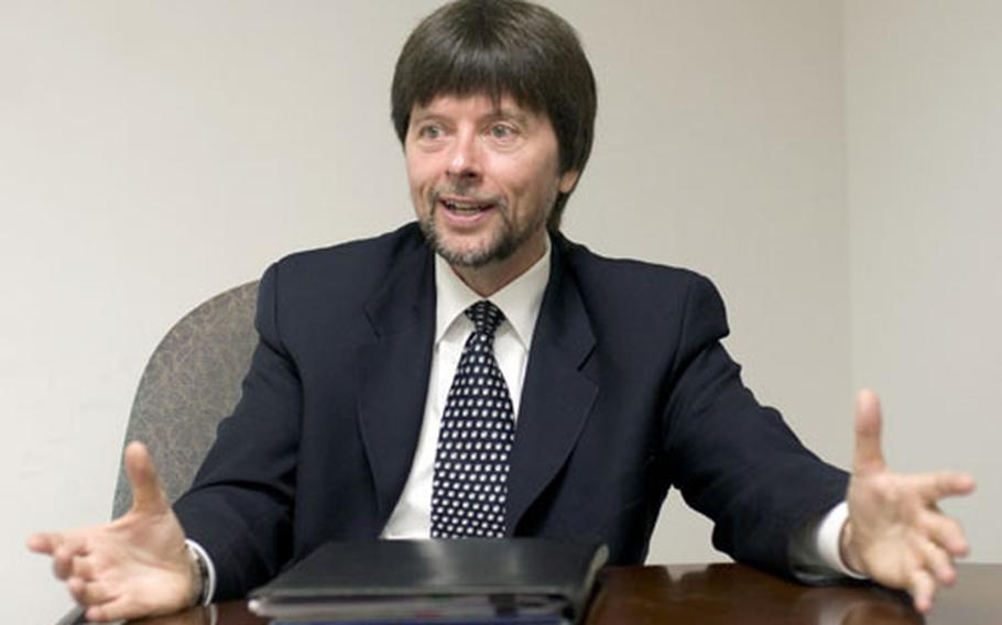 """Ken Burns believes that during World War II, """"in shared sacrifice we made ourselves richer."""""""
