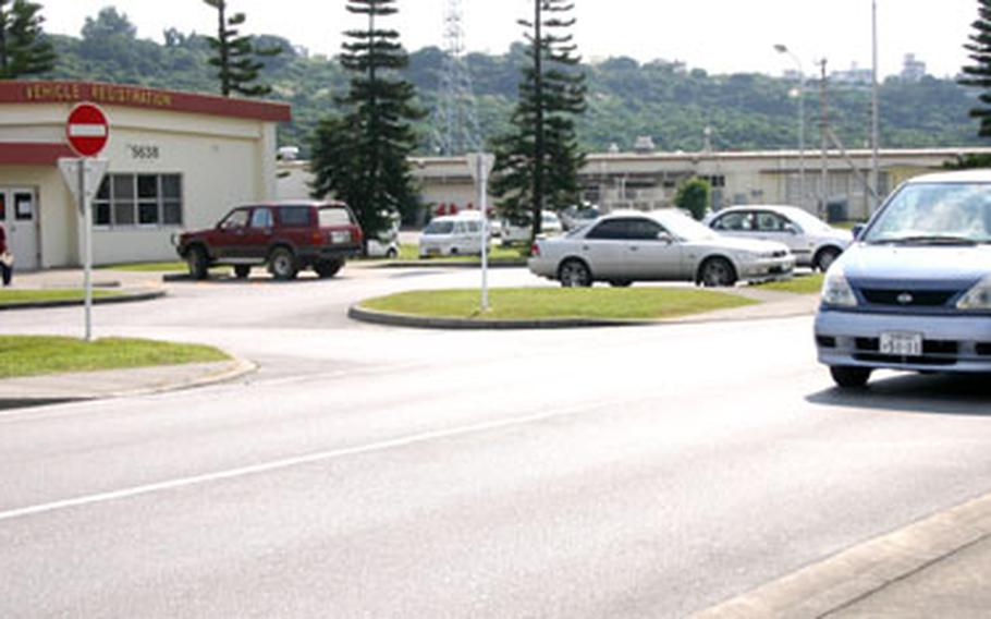 The road by the Joint Vehicle Registration Office will be named Captain Brock Road in a ceremony on Friday.