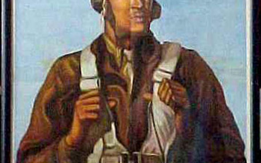 The Tuskegee Airmen were featured in a campaign to persuade Americans to buy war bonds during World War II.