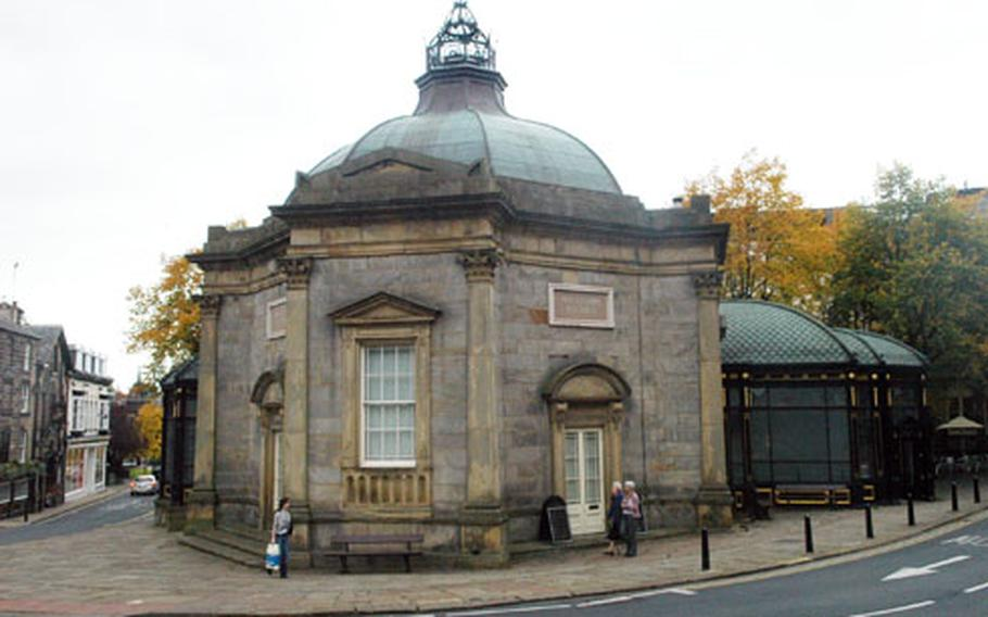 The Royal Pump House Museum in Harrogate is full of artifacts from the past, many of which were donated by locals.