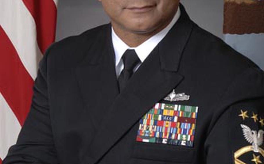 The Navy's top enlisted man announced Tuesday that he is retiring. Master Chief Petty Officer of the Navy, Joe Campa, was selected for the position in June 2006.
