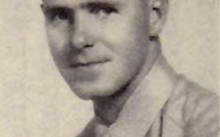 Staff Sgt. Charles Baumgartner was taken prisoner of war after his plane was shot down near Hiroshima, Japan, and died in the atomic bomb blast that devastated the city.