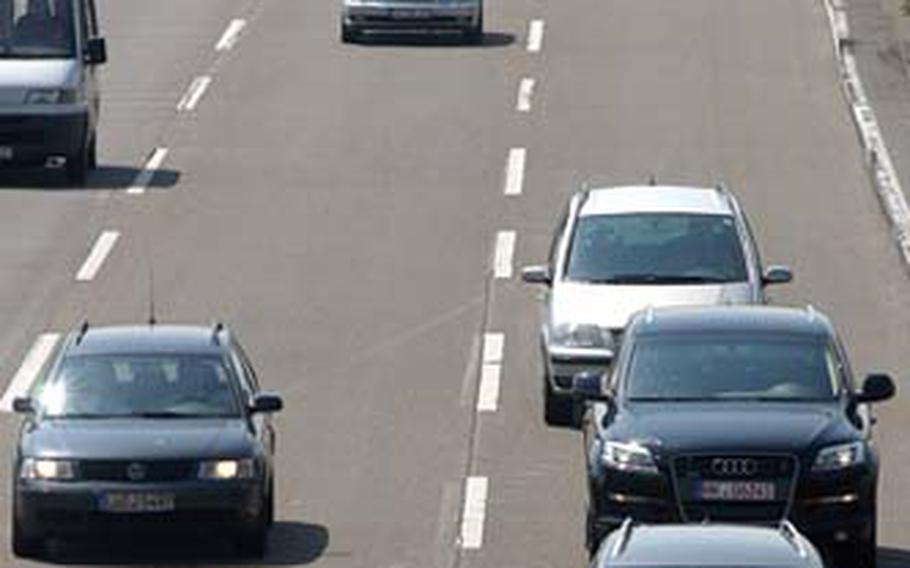 German officials will vote later this month on increasing the maximum fine motorists can be charged for breaking traffic laws.