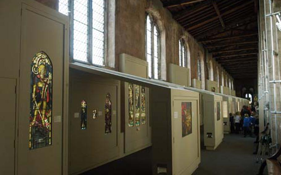 The museum is a nice visit in and of itself or a pleasant addition to a cathedral visit.