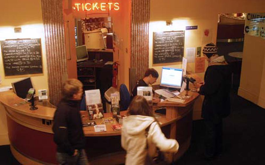 The Arts Picturehouse is a small, intimate theater that offers moviegoers an alternative to the giant Cineplex setting.