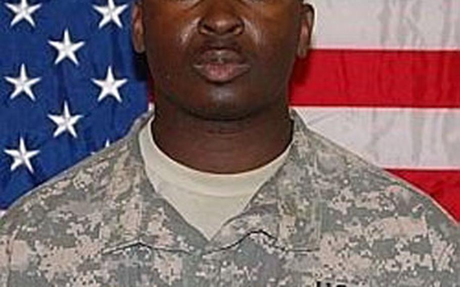 Sgt. Brandon Augustus