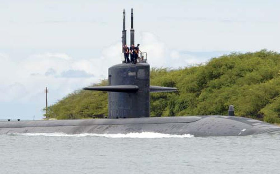 News that the nuclear submarine USS Houston leaked small amounts of radiation prompted calls for joint preparedness drills and more oversight of nuclear vessel visits.