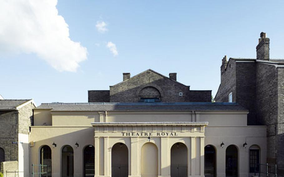 The Theatre Royal in Bury St. Edmunds is the last Regency-period playhouse in the U.K. and a National Trust site.