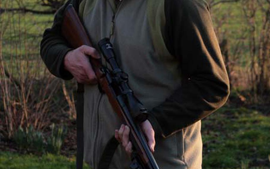 Martin Guy, a British hunter from Ely, has started a hunting organization specifically geared for Americans. Guy said many hunters from the U.S. assume they cannot hunt in the U.K. because of the country's strict gun control laws.