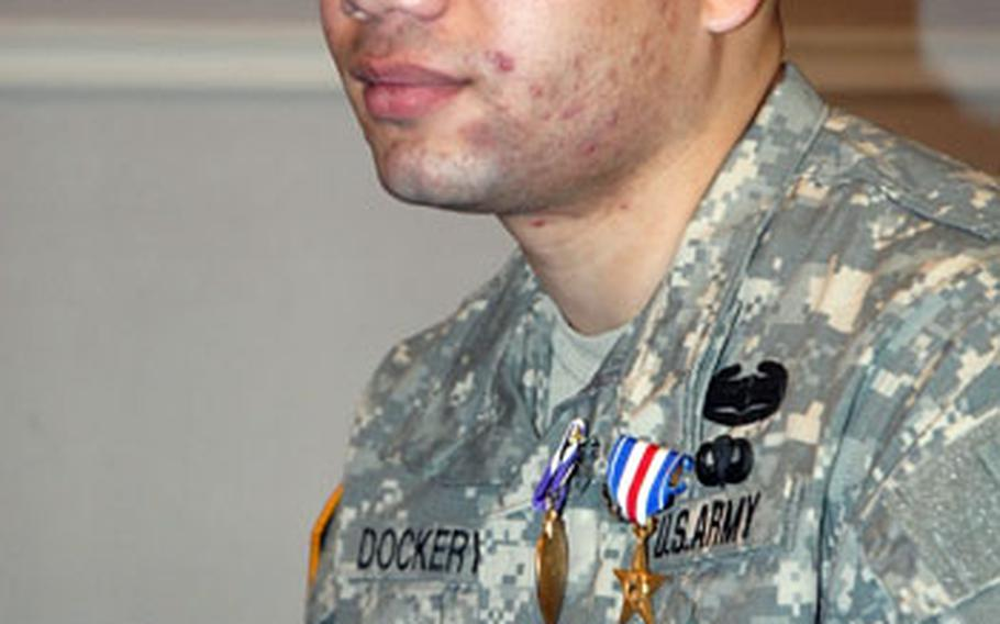 Staff Sgt. Lincoln V. Dockery