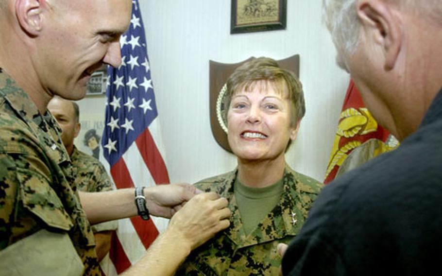 Maj. Gen. Mary Ann Krusa-Dossin