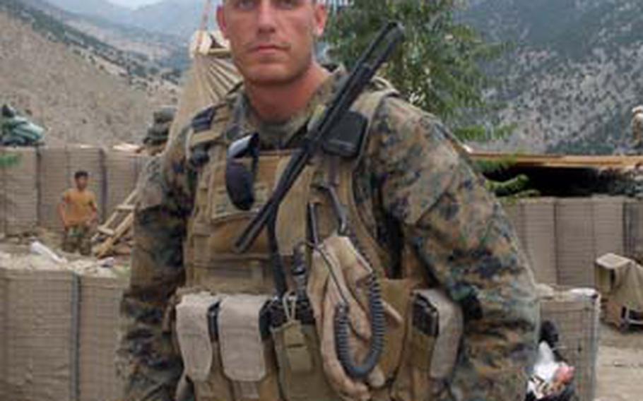 Gunnery Sgt. Aaron M. Kenefick