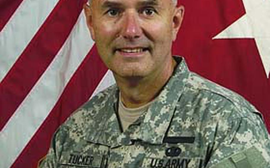 Maj. Gen. Michael S. Tucker assumes command Wednesday of the 2nd Infantry Division in South Korea.