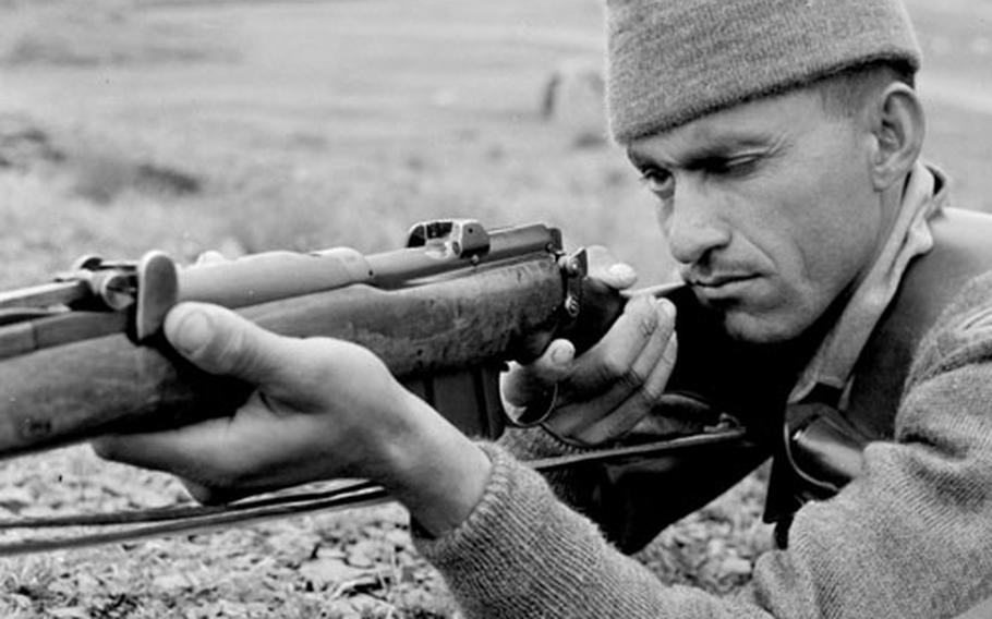 All te tribal soldiers were noted for their marksmanship.