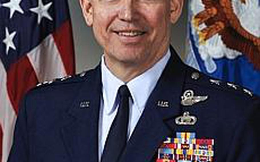 Official Photo -   Lt Gen David Deptula  (U.S. Air Force Photo by Michael Pausic)