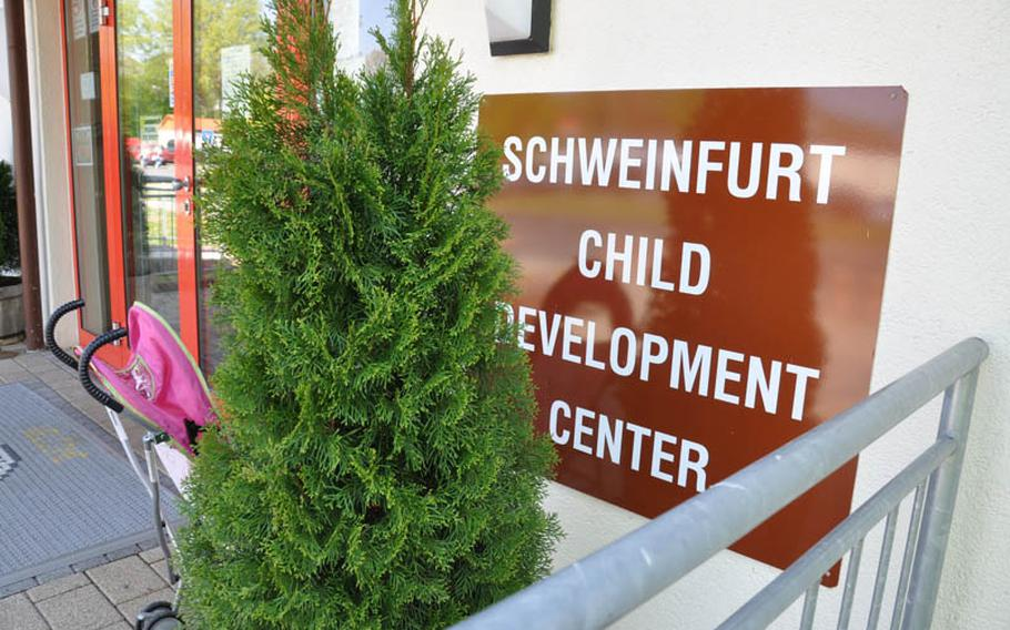 U.S. Army Garrison Schweinfurt, Germany, is investigating an allegation of inappropriate behavior at the Schweinfurt Child Development Center, according to an Army official. The incident happened about a week ago and involves a 4-year-old boy, spilled milk and two male staff members.