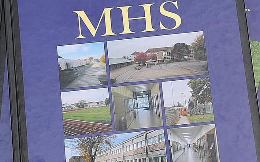 The Mannheim High School closes its doors forever on Friday, bringing its 55-year history to an end. The high school and middle school are closing as a result of the drawdown of U.S. troops in the Mannheim military community.