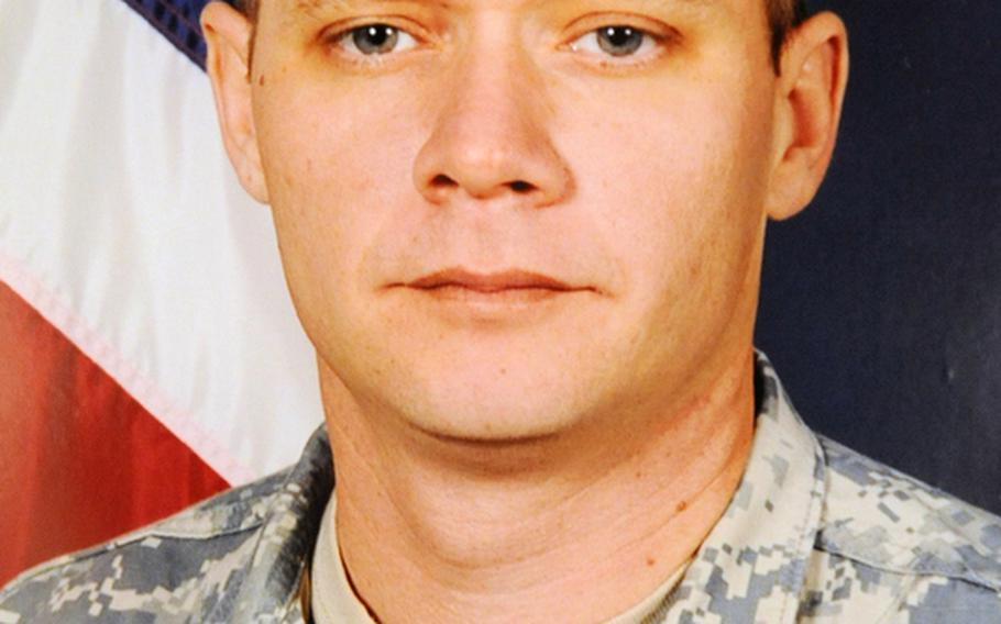Staff Sgt. Edward Dixon was one of four 170th Brigade Combat Team soldiers killed in Afghanistan on June 18 when their vehicle overturned.