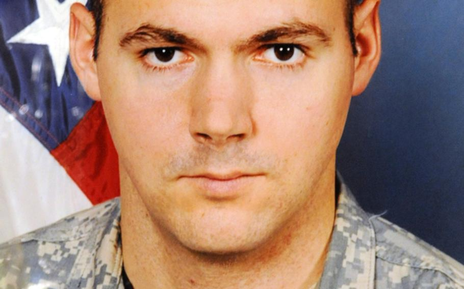 Staff Sgt. Alan Snyder was one of four 170th Brigade Combat Team soldiers killed in Afghanistan on June 18 when their vehicle overturned.