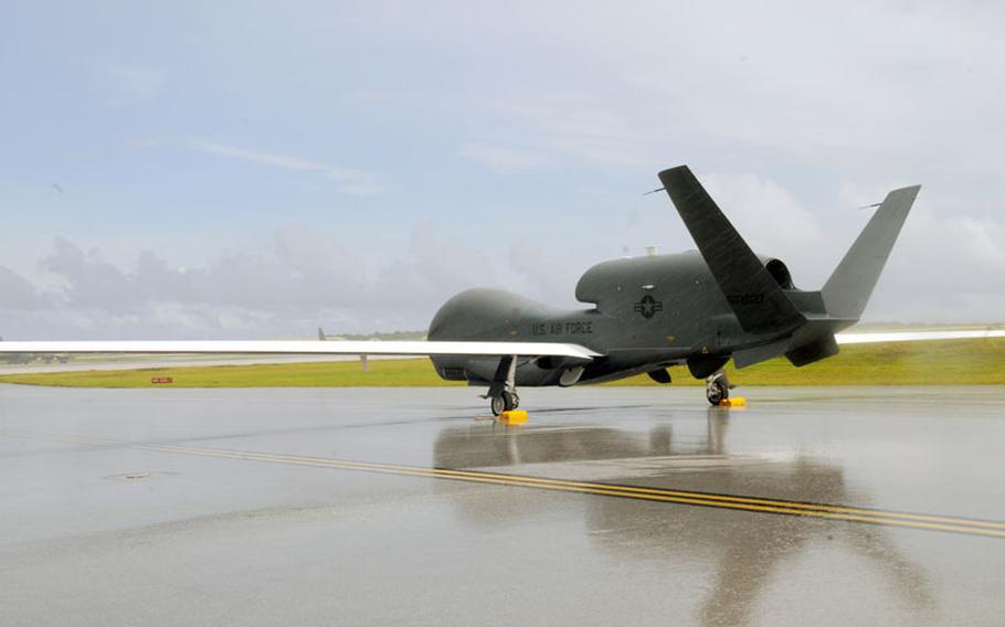 The U.S. is in negotiations with the South Korean government to fly the RQ-4 Global Hawk surveillance drone near the Demilitarized Zone, a move that potentially would provide an unprecedented view of goings-on in reclusive North Korea.