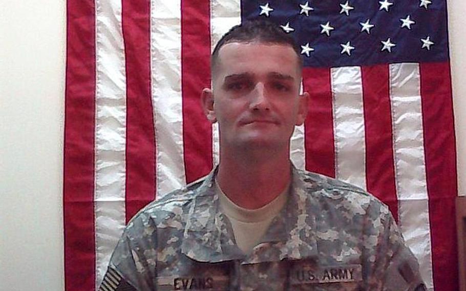 Sgt. Joshua Evans, currently stationed in Kuwait, founded the charity group, Operation: Santa's Soldiers, which works to raise funds for the homeless. Evans was inspired to start the nonprofit after turning his life around in the Army.