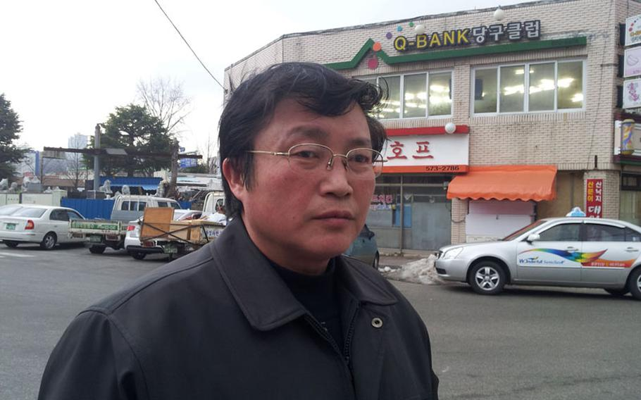 Im Chun Yong, founder of both the Soldiers Alliance for Free North Korea and the Fellowship Foundation for Freedom ??? an advocacy group and a support organization for North Koreans.