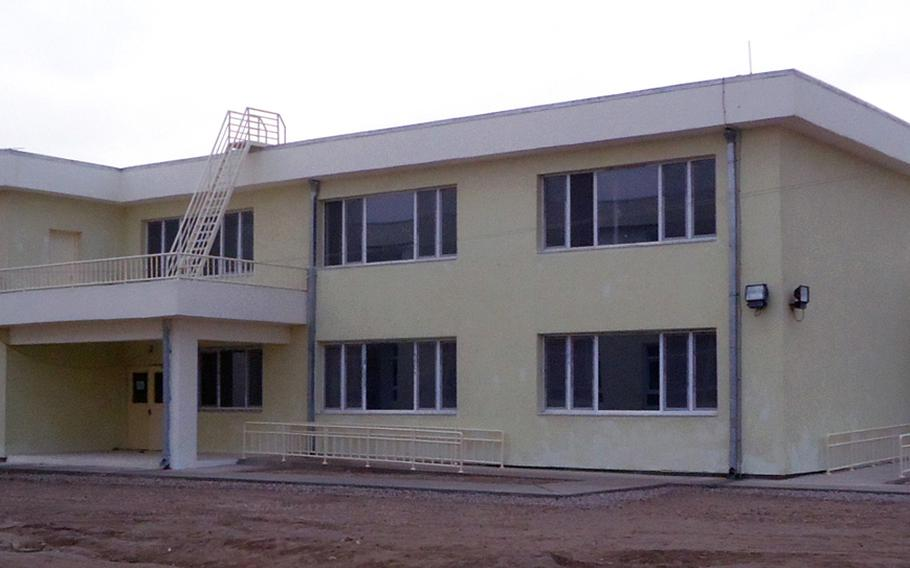 The Sheberghan teacher training facility in northern Afghanistan remains unfinished and dangerous to its occupants four years after construction began, according to a report from the Special Inspector General for Afghanistan Reconstruction.